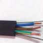供应TVVBG型3芯2.5平方钢丝扁电缆,电梯空调扁电缆,电梯随行扁电缆